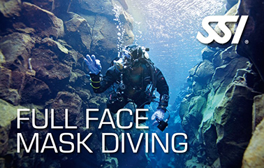 Full Face Mask Diving (Small)